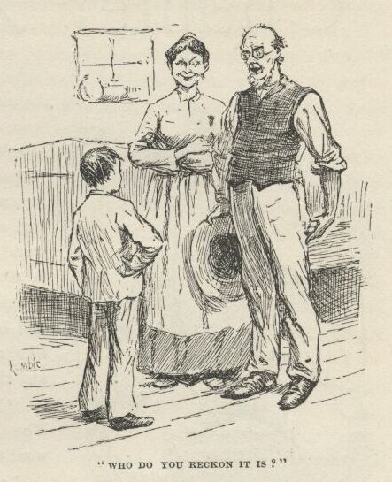 charhf character in huckleberry finn Characters in the adventures of huckleberry finn learn with flashcards, games and more — for free huck's civilized best friend who enjoys extravagant stories and schemes pap finn huck's abusive, drunken father who plots to steal his son's reward.
